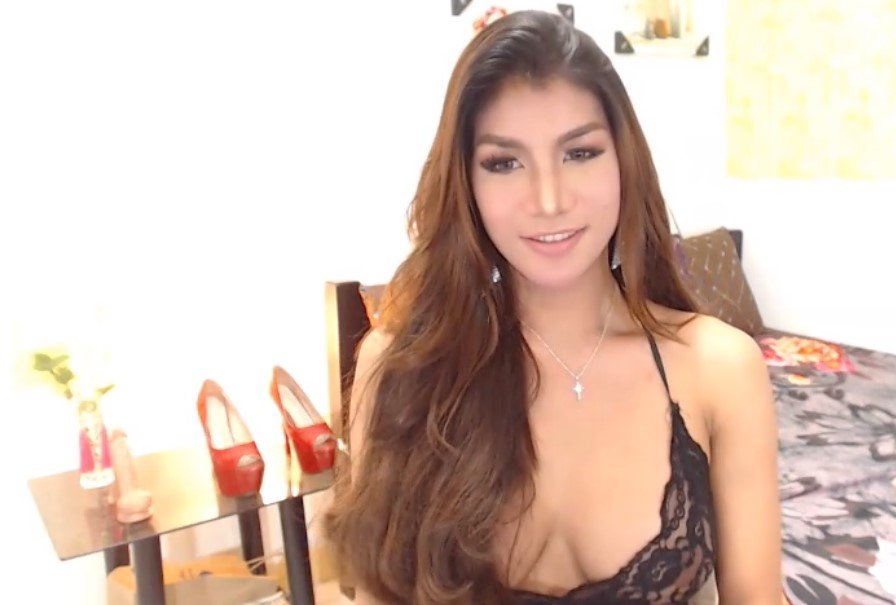 A date with a Thai ladyboy