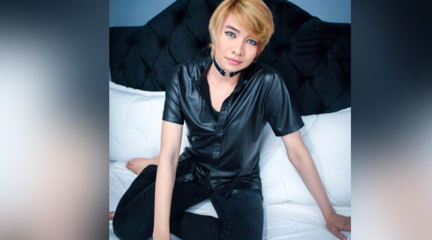 What a beautiful blonde fresh Femboy