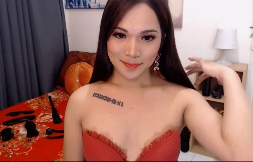 True Ladyboy Miss from the Philippines